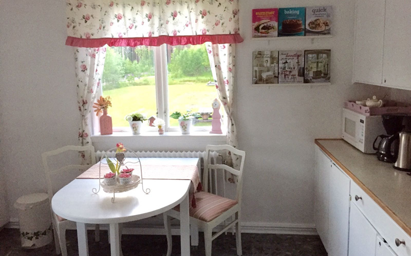 Vakantiehuis Zweden - keuken van Tjarntorp 10, Uddeholm, Varmland