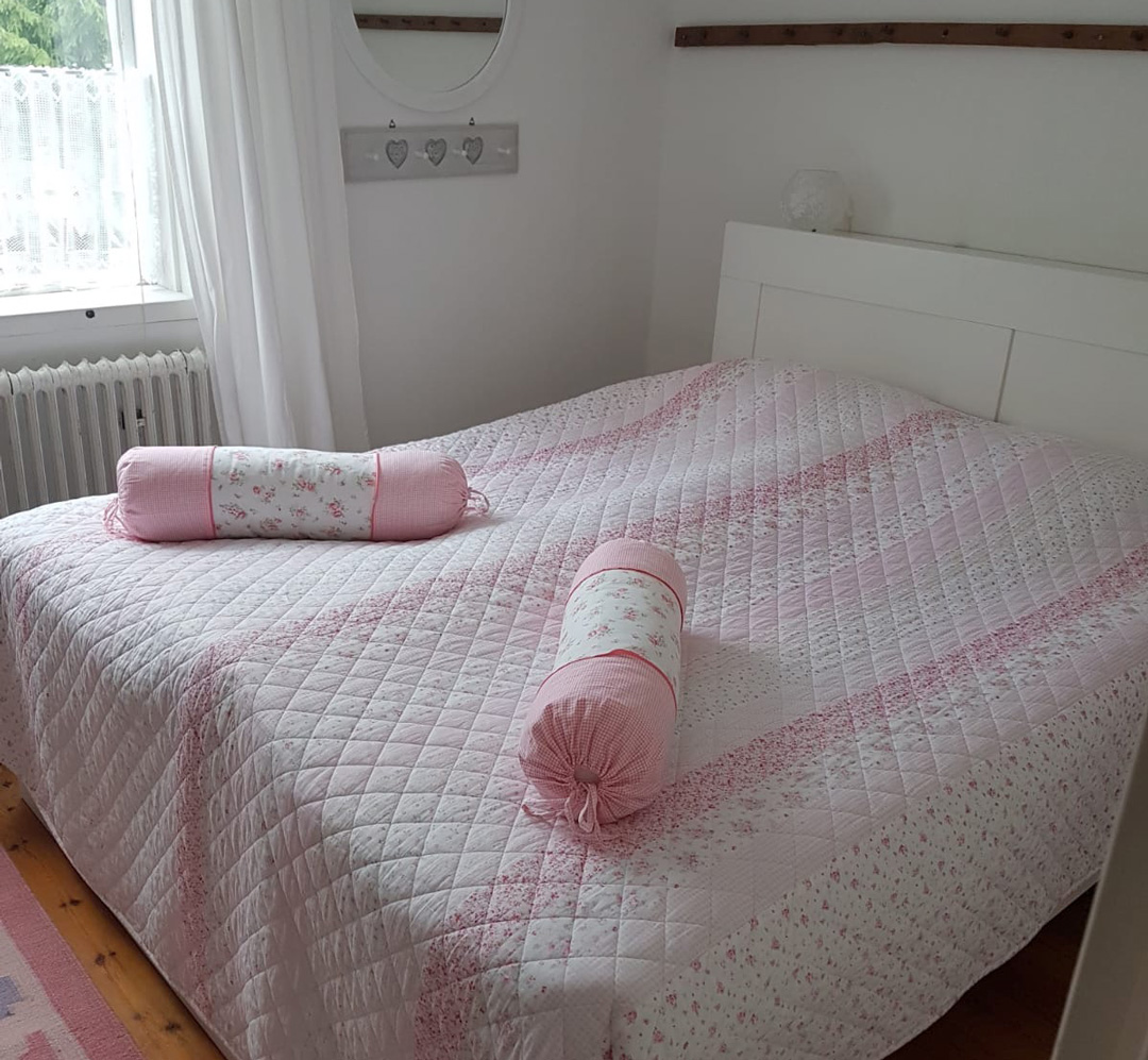 Vakantiehuis Zweden - slaapkamer 1 boven van Tjarntorp 10, Uddeholm, Varmland
