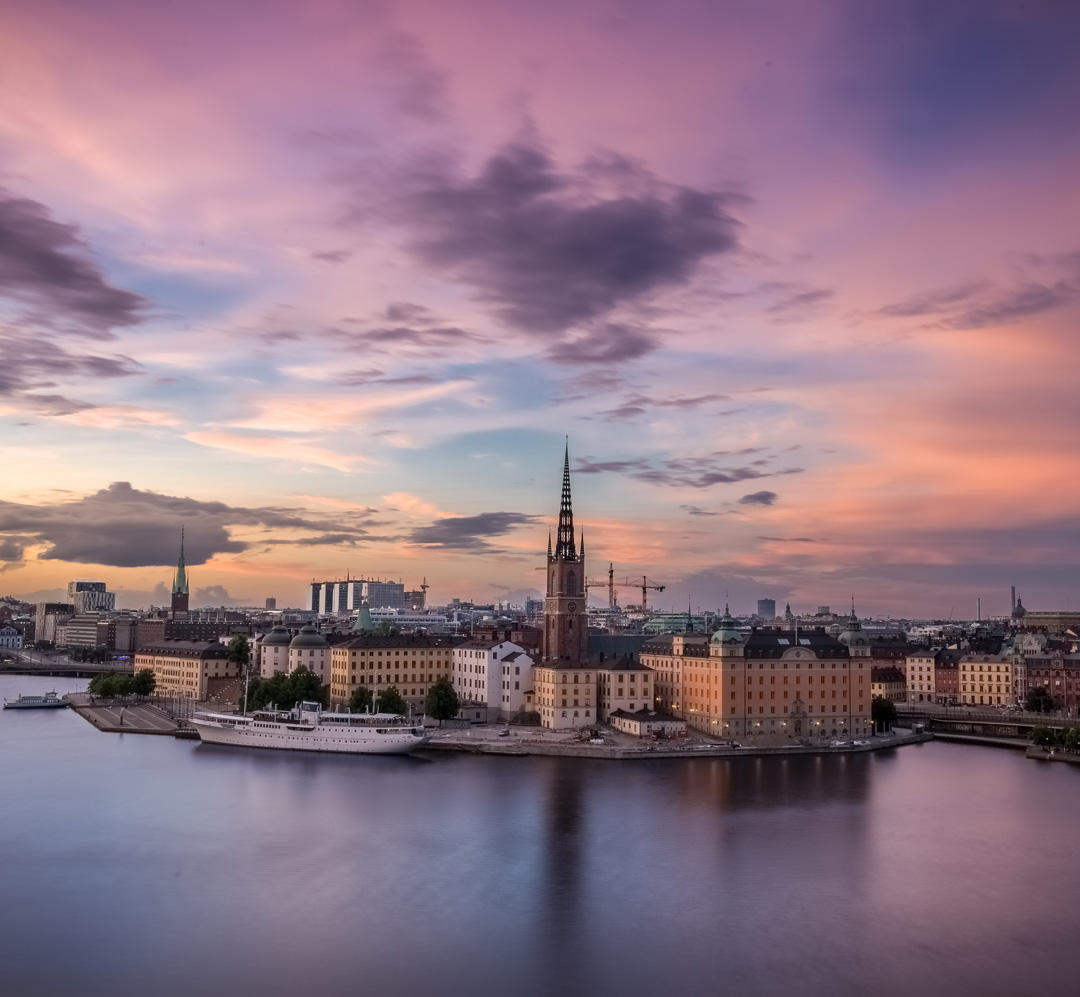 Vakantiehuis Zweden - Bezoek Stockholm