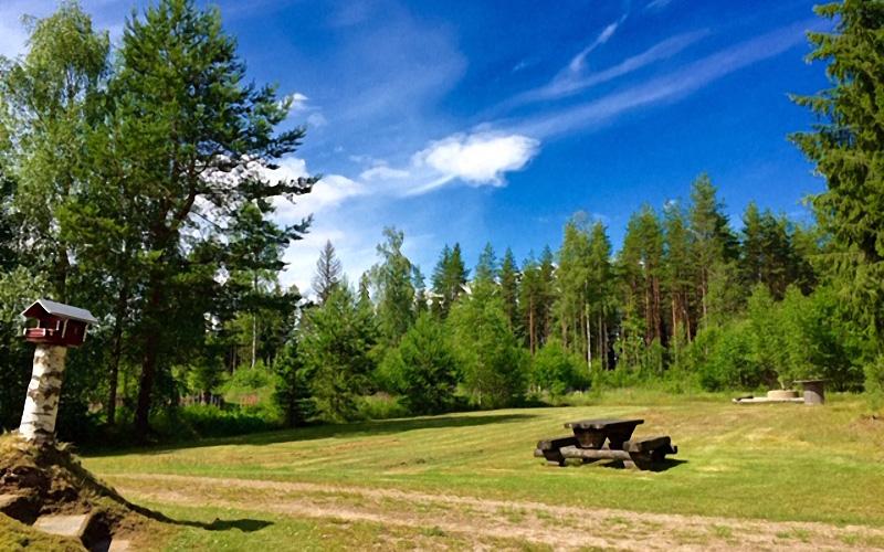 Vakantiehuis Zweden - de tuin van Tjarntorp 10, Uddeholm, Varmland